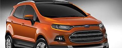 Ford Ecosport. Foto: Reprodução