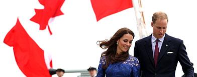 William, Kate (Canadian Press)