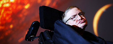 Stephen Hawking (Canadian Press)