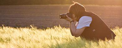 Photographer (iStockphoto)