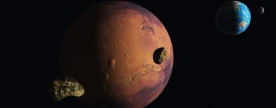 Viaje a Marte sin pasaje de regreso