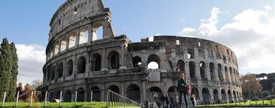 Coliseo Romano. Foto: AP