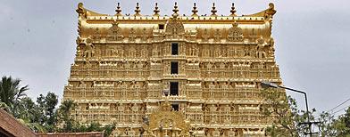 El templo Padmanasbhaswamy/ AP
