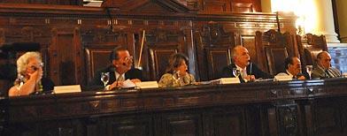 Los jueces de la Corte Suprema de Justicia de la Nación / Foto: DyN