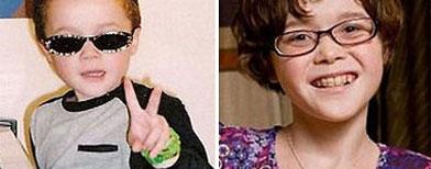 Thomas Lobel, un niño estadounidense de 11 años que quiere convertirse en niña / Foto: Infobae/Facebook