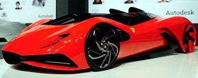 El Ferrari más ecológico del planeta / Autocosmos