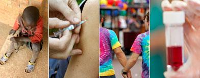 La expansión del VIH por el mundo / iStockphoto