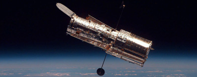 Telescopio Espacial Hubble / AP