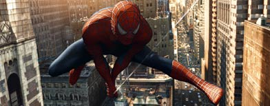 Spiderman / AP