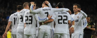 Real Madrid (Getty Image/Denis Doyle)