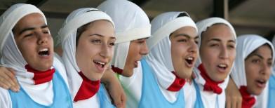 Derai Air Mata dan Sujud Timnas Sepakbola Putri Iran