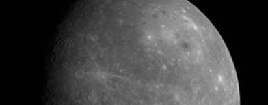 Planet Merkurius (Foto: Inilah.com)