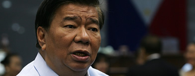Is Drilon the next Senate president?