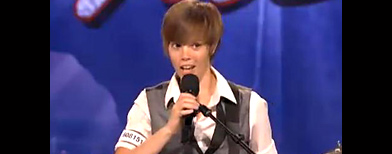 'America's Got Talent' (screengrab courtesy ABC)