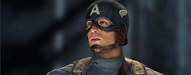 'Capatin America: The First Avenger' (Paramount)