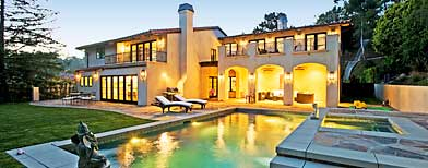 Beverly Hills home (Forbes)