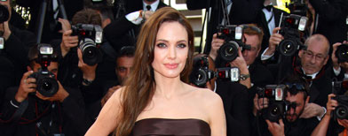 Angelina Jole/Getty Images