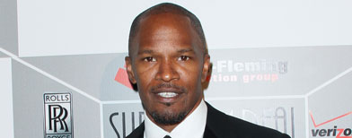 Jamie Foxx/Getty Images