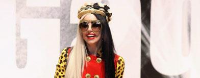 Lady Gaga/Getty Images