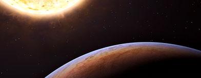 Científicos descubrieron un nuevo planeta por fuera de la vía láctea/ AFP