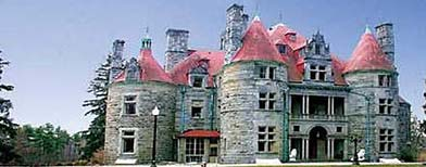 Berkshires castle (Zillow.com)