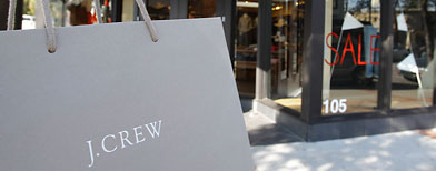 A J. Crew store in Los Gatos, Calif. (AP/Paul Sakuma)