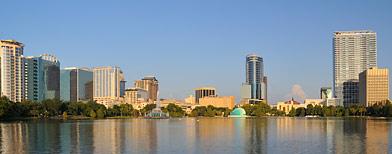 Orlando skyline (Thinkstock)