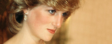 Princess Diana.  (Anwar Hussein/Getty Images)