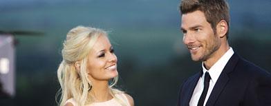 Emily Maynard and Brad Womack on 'The Bachelor' (ABC)