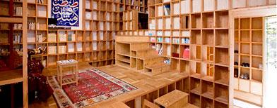 Shelf-pod house.  (Kazuya Morita Architecture Studio)