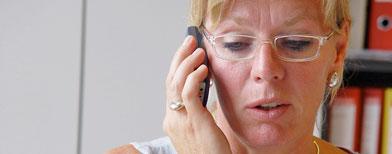 Woman talking on cell phone. (iStockphoto)