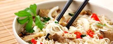 Ramen noodles ( ThinkStock)
