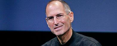 Apple CEO Steve Jobs in 2008. (Paul Sakuma, archives/AP Photos)