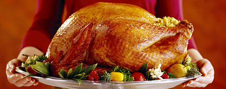 Roast turkey. (ThinkStock)