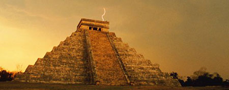 Mayan temple (ABC News)