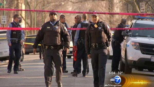 Chicago murders down in March, police say
