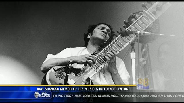 Ravi Shankar memorial: His music and influence live on