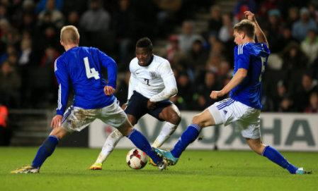 Soccer - UEFA Under 21 Championship - Qualifying Round - Group 1 - England v Finland - Stadium:mk