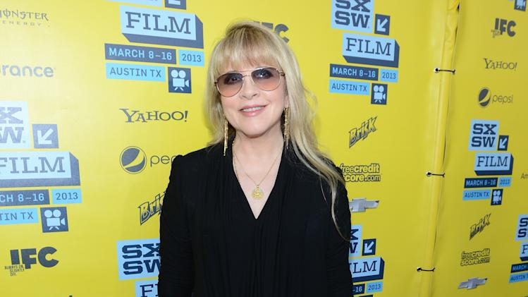 """In Your Dreams: Stevie Nicks"" Red Carpet Arrivals - 2013 SXSW Music, Film + Interactive Festival"