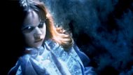 "In this publicity image released by Warner Bros. Entertainment, Linda Blair portrays a possessed Regan MacNeil in a scene from, ""The Exorcist."" (AP Photo/Warner Bros. Entertainment)"