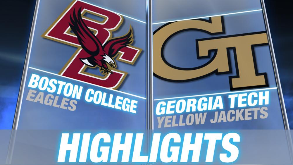 Boston College edges Georgia Tech 64-62 for first ACC win