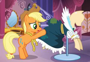 Applejack, My Little Pony: Friendship Is Magic | Photo Credits: The Hub