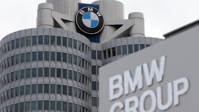 BMW Q2 earnings slip on costs for new models