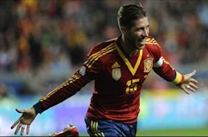 Ramos hits back at 'hurtful' Spain criticism