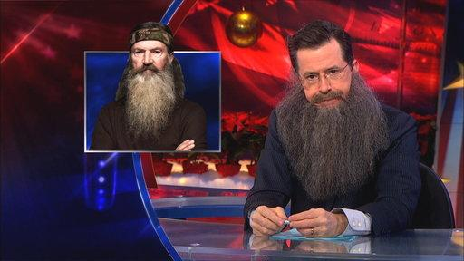 "Phil Robertson's ""Duck Dynasty"" Suspension"