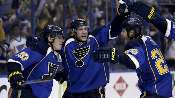 Blackhawks, Blues set to go distance again