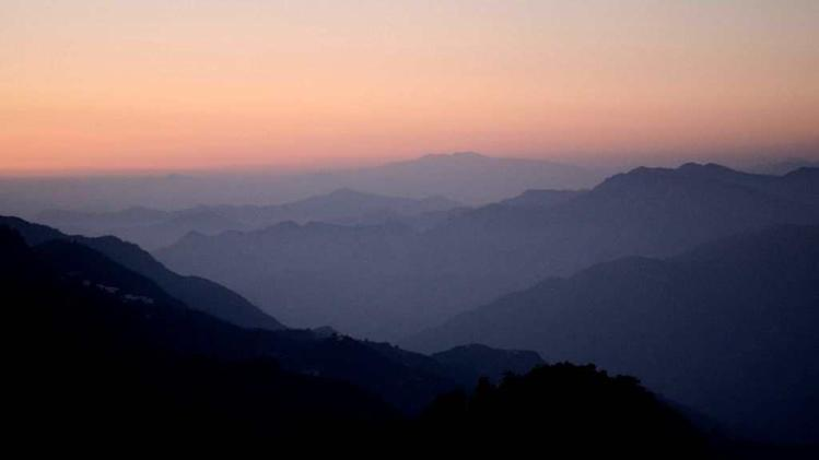 Travel 2013 destinations Mussoorie