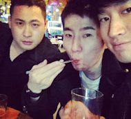 Epik High reveals a photo from their outing