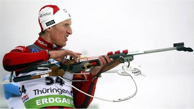 Biathlon - Berger returns to World Cup with sprint victory