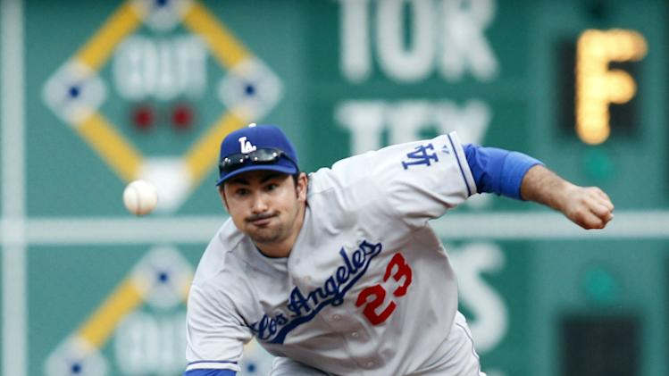 MLB: Los Angeles Dodgers at Pittsburgh Pirates